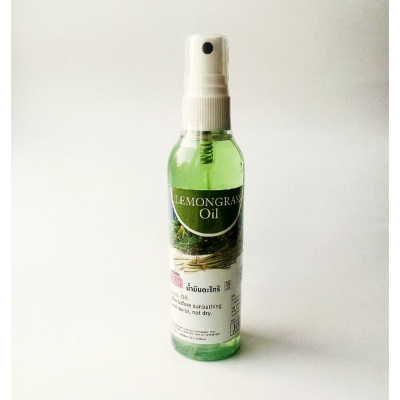 BANNA Lemongrass Oil, 120 мл.