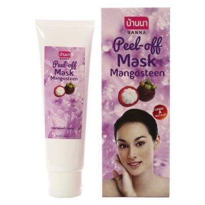 BANNA Peel Off Mask Mangosteen