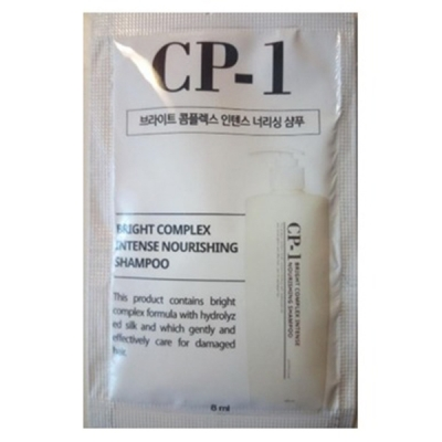 Esthetic House CP-1 Bright Complex Intense Nourishing Shampoo, объем 8 мл