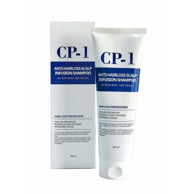 Esthetic House CP-1 Anti-Hairloss Scalp Infusion Shampoo, 250 мл.