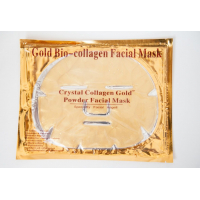 Crystal Collagen Gold Powder Facial Mask, 60 г.