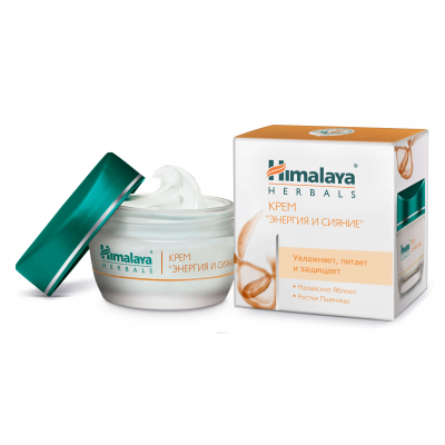 Himalaya herbals energizing day cream