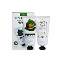 Jigott Real Moisture Hand & Foot Cream Set
