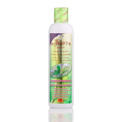 Herbal Shampoo and Spa Fersh mee-leaf+rice milk+vitamin B5, 250 мл