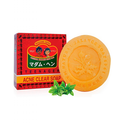 MADAME HENG, Acne Clear Soap, 150 г