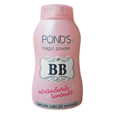 Pond's Magic powder, Рассыпчатая BB пудра, 50 г.