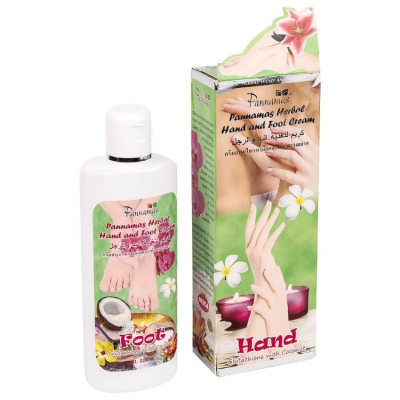 Pannamas Herbal Hand & Foot Cream, 200 мл.