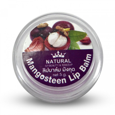 Mangosteen Lip Balm, 5 г.