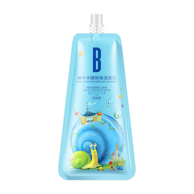 BioAqua Snail Hydrating Remover Cleanser