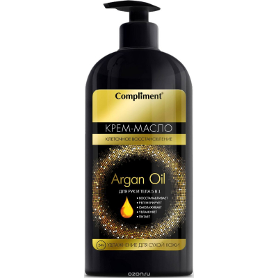 Compliment Argan Oil, 400 мл.