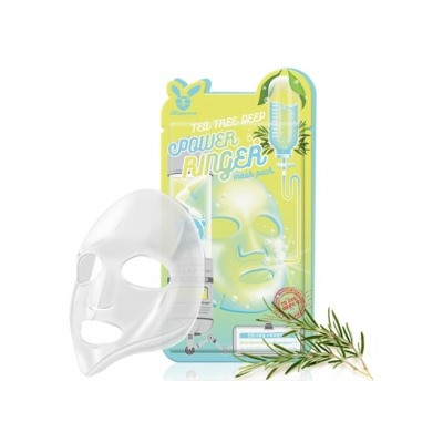 Elizavecca Tea Tree Deep Power Ringer Mask Pack