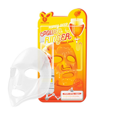 Elizavecca Honey Deep Power Ringer Mask Pack