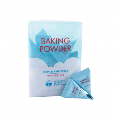 Etude House Baking Powder Crunch Pore Scrub, 1 шт.