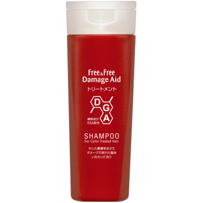 Free&Free Damage Aid serum shampoo for color treated hair 350 мл.