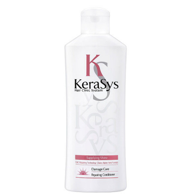 KeraSys Hair Clinic System Damage Care Repairing Conditioner 180ml