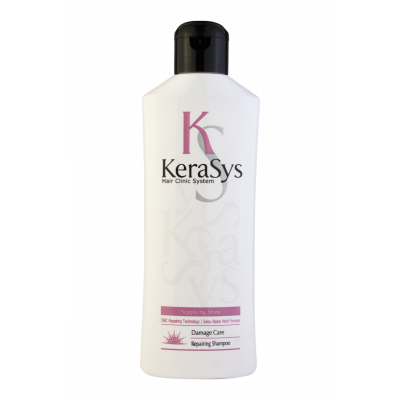 KERASYS Hair Clinic System Damage Care Repairing Shampoo 180ml