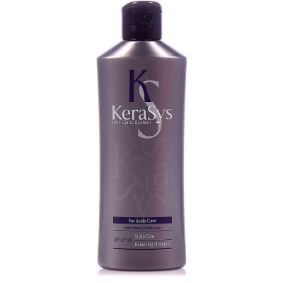 KERASYS Hair Clinic System Scalp Care Balancing Shampoo 180ml