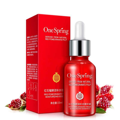 One Spring Natural Red Pomegranate Pulp Essence