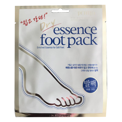 Petitfee Dry Essence Foot Pack